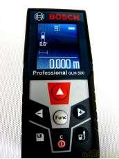 GLM500TR-ザー距離計|BOSCH