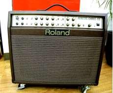 AC-100Uギターアンプ ROLAND