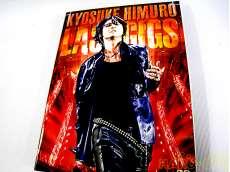 KYOSUKE HIMURO LAST GIGS(DVD 邦楽)|その他ブランド
