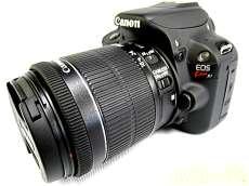 デジタル一眼レフカメラEOS KiSS X7 Wズームキット|CANON