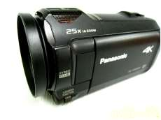 HC-VX985Mデジタル4Kビデオカメラ|PANASONIC