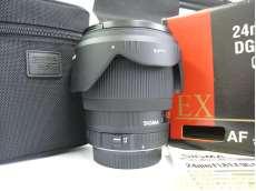 SAマウント用広角単焦点レンズ|SIGMA