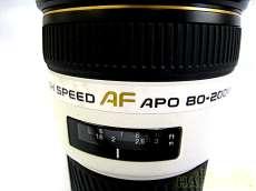 望遠ズームレンズAF80-200mm F2.8 APO HS|MINOLTA