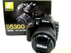 D5300(18-55VRⅡKIT)デジタル一眼レフカメラ|NIKON