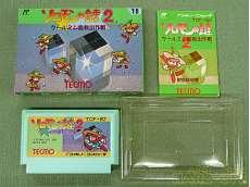 ファミコンソフト|TECMO