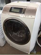 10kgドラム式洗濯乾燥機 HITACHI
