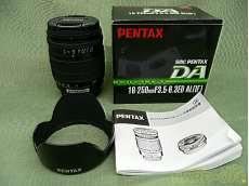 smc PENTAX-DA 18-250mm F3.5-6.3ED AL PENTAX