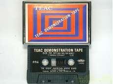 TEAC DEMONSTRATION TAPE TEAC