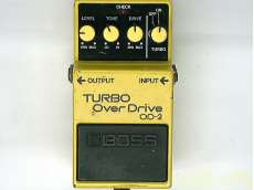 TURBO Over Drive|BOSS