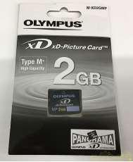 XDカード 2GB|OLYMPUS
