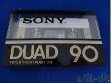 クロムカセットテープ
