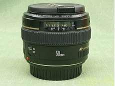 キヤノン用標準・中望遠単焦点レンズ CANON