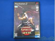 PS2ソフト サムライスピリッツ 六番勝負 SNK