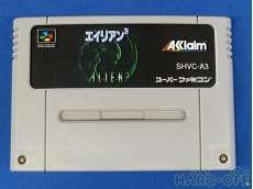 SFCソフト エイリアン3 アイレム