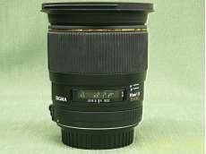 キヤノン用広角単焦点レンズ SIGMA