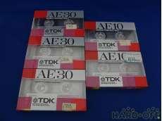 ノーマルカセットテープ5本セット
