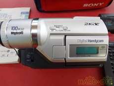 ジャンク品8ミリビデオカメラ|SONY