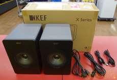 アンプ内蔵スピーカー|KEF