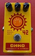歪み系エフェクター|OKKO