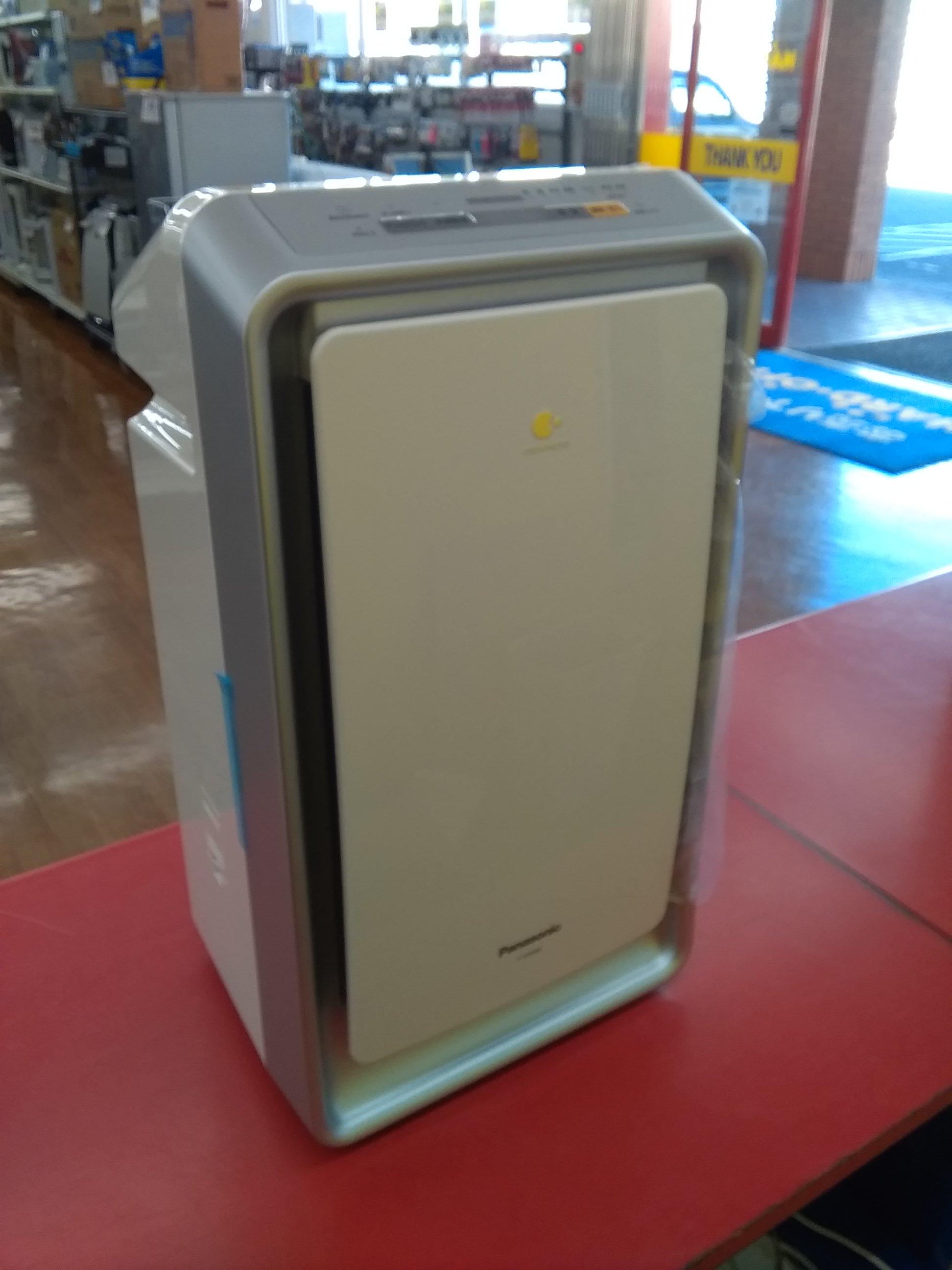 加湿空気清浄機|PANASONIC