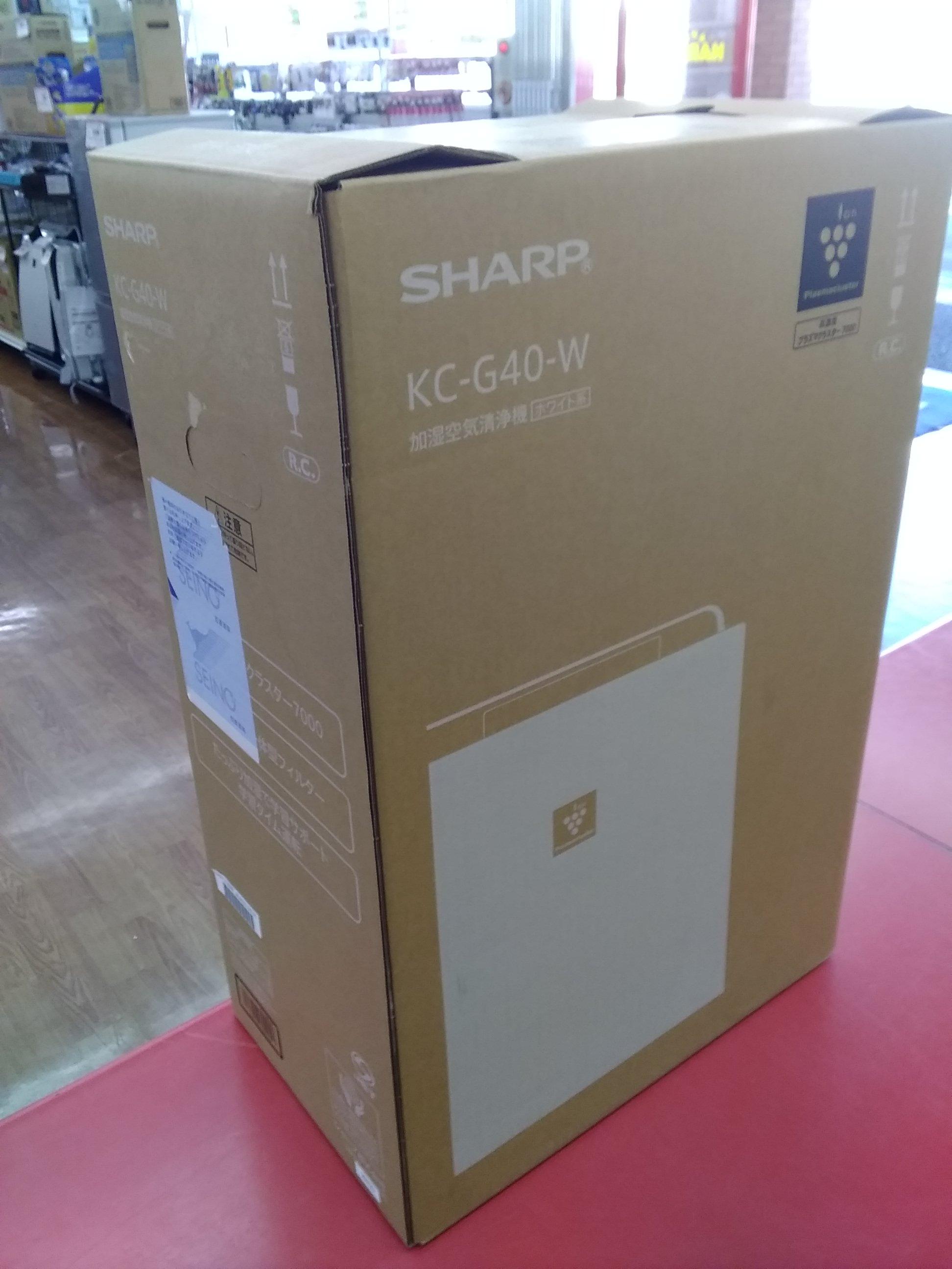 加湿空気清浄機 SHARP