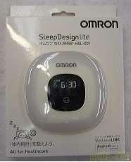 ねむり時間計|OMRON