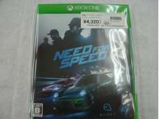 XBOX ONEソフト NEED FOR SPEED|MICROSOFT