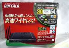 11n/a/g/b対応 無線LANルーター|BUFFALO