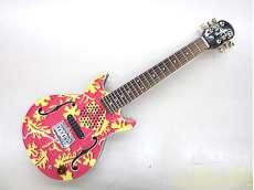 アンプ内蔵ギター WOODSTICS