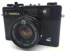 フィルム一眼レフ|YASHICA