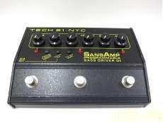 ベース用DI/プリアンプ|SANS AMP