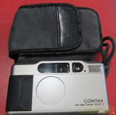 コンパクトフィルムカメラ|CONTAX/KYOCERA