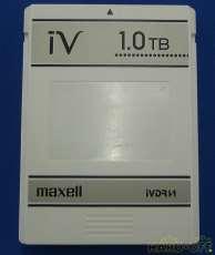 iVDR-Sレコーダー MAXELL