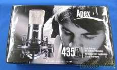 コンデンサマイク|APEX