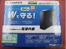 HDD 6TB|I・O DATA