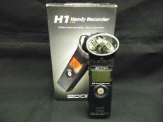 ハンディレコーダー H1|ZOOM