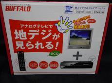 地デジチューナー DTV-S110|BUFFALO