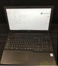 ノートパソコン Windows10|FUJITSU