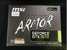 GTX 1070 8GB|MSI