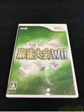 麻雀大会Wii KOEI