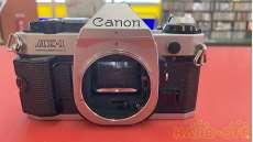コンパクトフィルムカメラ CANON