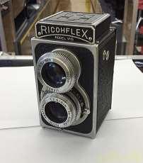 二眼フィルムカメラ|RICOH