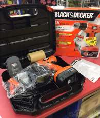 電動ドリルドライバー|BLACK&DECKER