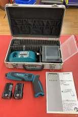 工具 7.2V 充電式ペンインパクトドライバー|MAKITA