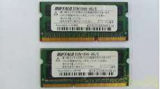DDR3-1066/PC3-8500|BUFFALO