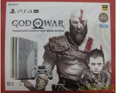 PS4 PRO ゴッド・オブ・ウォー リミテッドエディション
