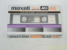 カセットテープ|HITACHI MAXELL