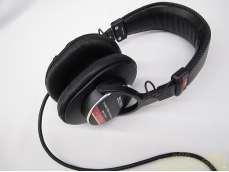 密閉型スタジオモニターヘッドフォン|SONY
