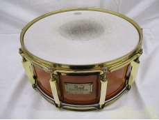 CUSTOM CLASSIC one-piece maple snare|PEARL