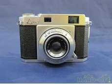 レンジファインダーカメラ ジャンク品|